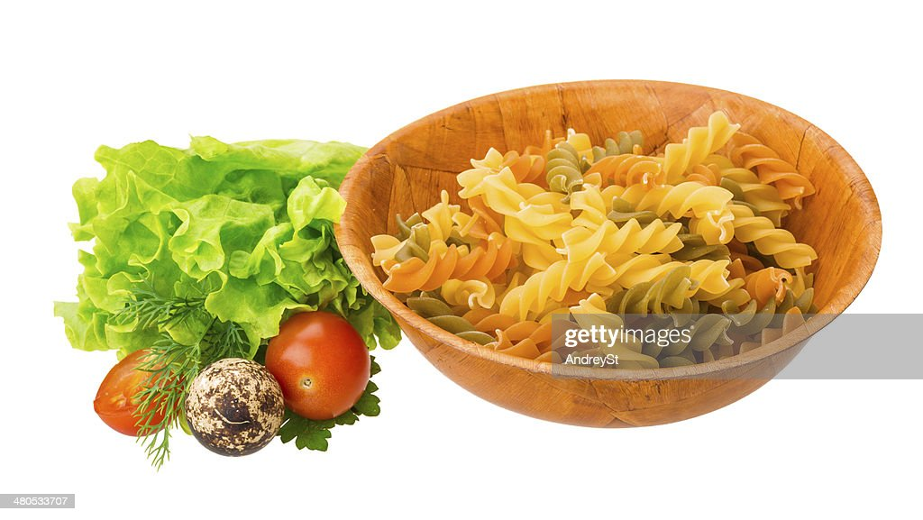 Pâtes Fusilli : Photo