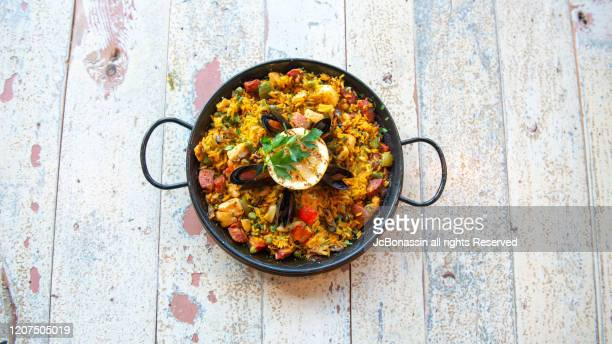 fusion cuisine - jcbonassin stock pictures, royalty-free photos & images