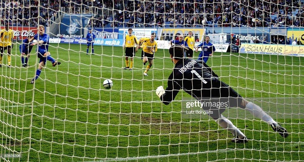 1 Bundesliga 03 04 Rostock Fc Hansa Rostock 1860 Muenchen News Photo Getty Images