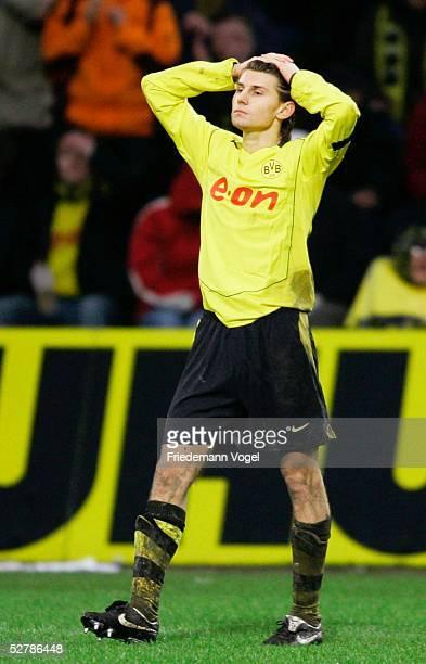 Fussball 1 Bundesliga 04/05 Dortmund 120205Borussia Dortmund VfL Bochum 10Ebi SMULAREK/BVB