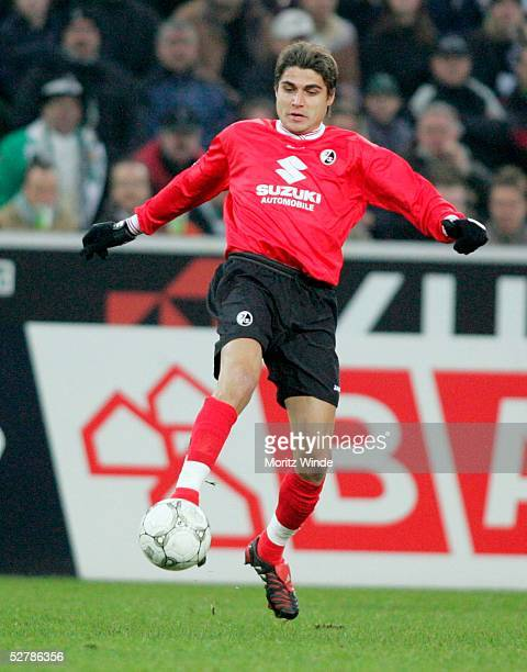 Fussball 1 Bundesliga 04/05 Moenchengladbach 060205Borussia Moenchengladbach SC Freiburg 32MOHAMMAD/Freiburg