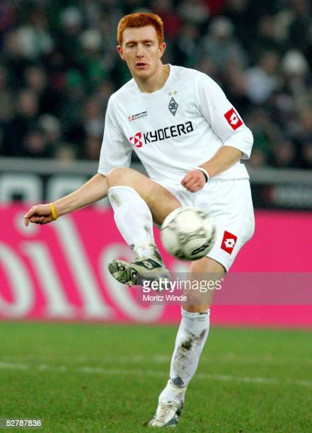 Fussball 1 Bundesliga 04/05 Moenchengladbach 060205Borussia Moenchengladbach SC Freiburg 32Bernd THIJS/Gladbach