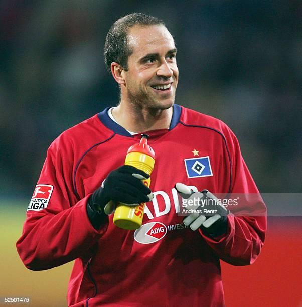 Fussball: 1. Bundesliga 04/05, Rostock; FC Hansa Rostock - Hamburger SV 0:6; Stefan BEINLICH / HSV 14.11.04.