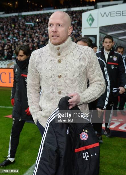 Fussball 1 Bundesliga Saison 2013/2014 15 Spieltag SV Werder Bremen FC Bayern Muenchen Sportvorstand Matthias Sammer