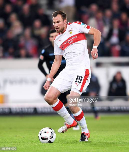 Fussball 1 Bundesliga Saison 2016/2017 10 Spieltag VfB Stuttgart 1860 Muenchen Kevin Grosskreutz am Ball