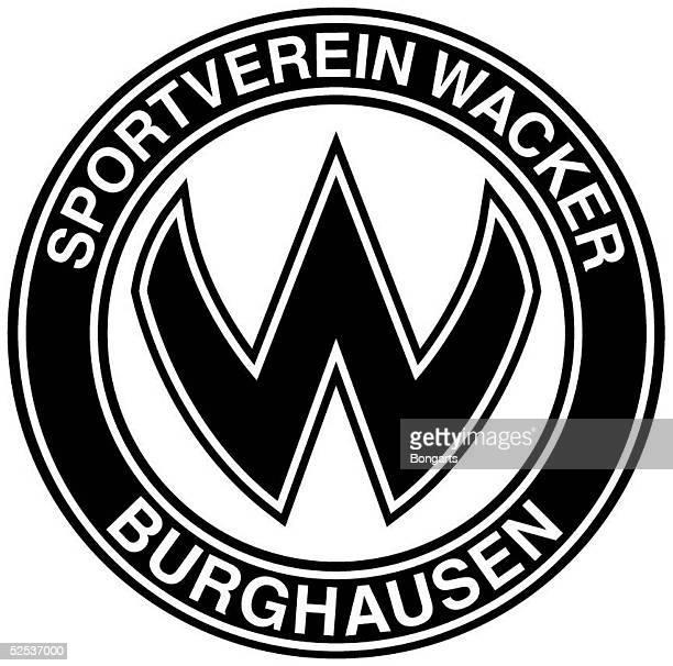 Fussball 2 Bundesliga 04/05 Burghausen SV Wacker Burghausen LOGO 030704