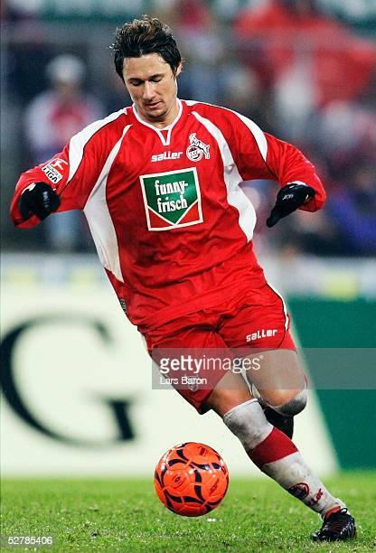 Fussball 2 Bundesliga 04/05 Koeln 1402051 FC Koeln Karlsruher SCAlbert STREIT/FCK