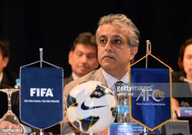 Fussball 63 FIFA Kongress auf Mauritius 2013 AFC Konfederation Meeting Praesident Scheich Salman Bin Ibrahim AL KHALIFA
