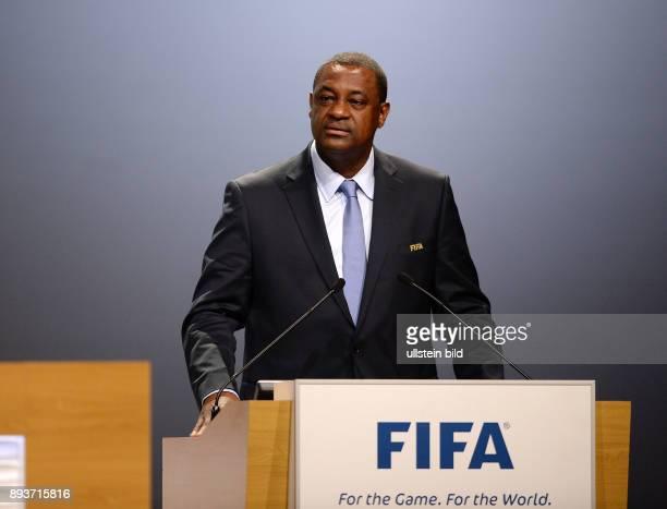 Fussball 63 FIFA Kongress auf Mauritius 2013 Vizepraesident Jeffrey WEBB