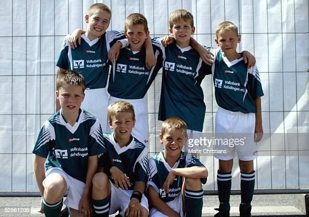 """Fussball / Caritas: """" Kick it """" Street Soccer Turnier, Hamburg; FC Wischhafen-Dornbusch nimmt am Caritas Fussballtunier teil und ist i Viertelfinale..."""