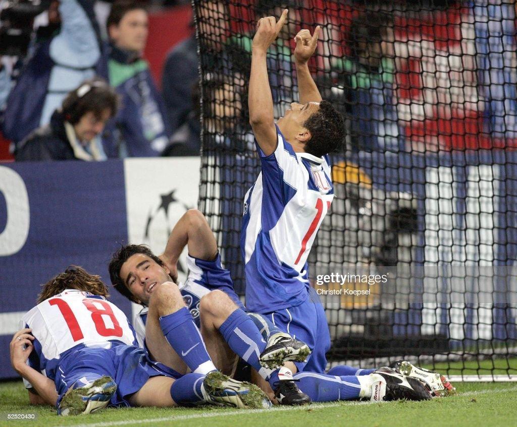 Fussball: CL 03/04 Finale, FC Porto-AS Monaco : News Photo