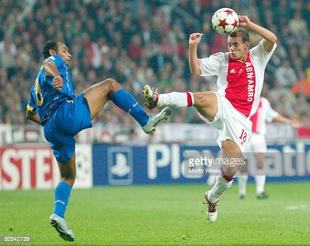 Wesley Sneijder Ajax Stock Photos And Pictures
