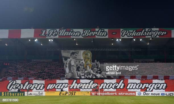 Fussball Dfb Pokal Achtelfinale 2013 2014 In Berlin Union
