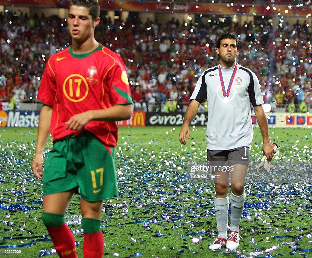 Portugal Griechenland 2004