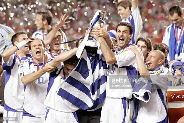 Griechenland Europameister .04.