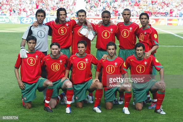 Euro 2004 in Portugal, Vorrunde / Gruppe A / Spiel 1, Porto; Portugal... News Photo - Getty Images