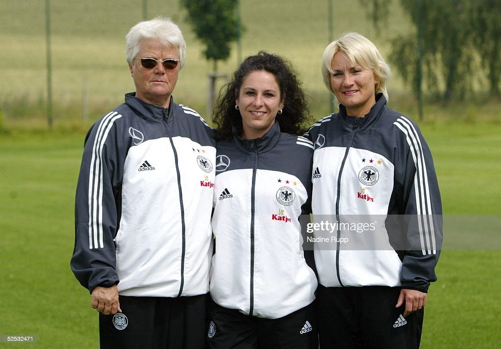 Nationalmannschaft Deutschland 2004 Bitburg Crew Zeugwart