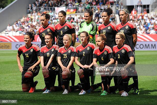 Dfb Frauen Nationalmannschaft Pictures And Photos Getty Images