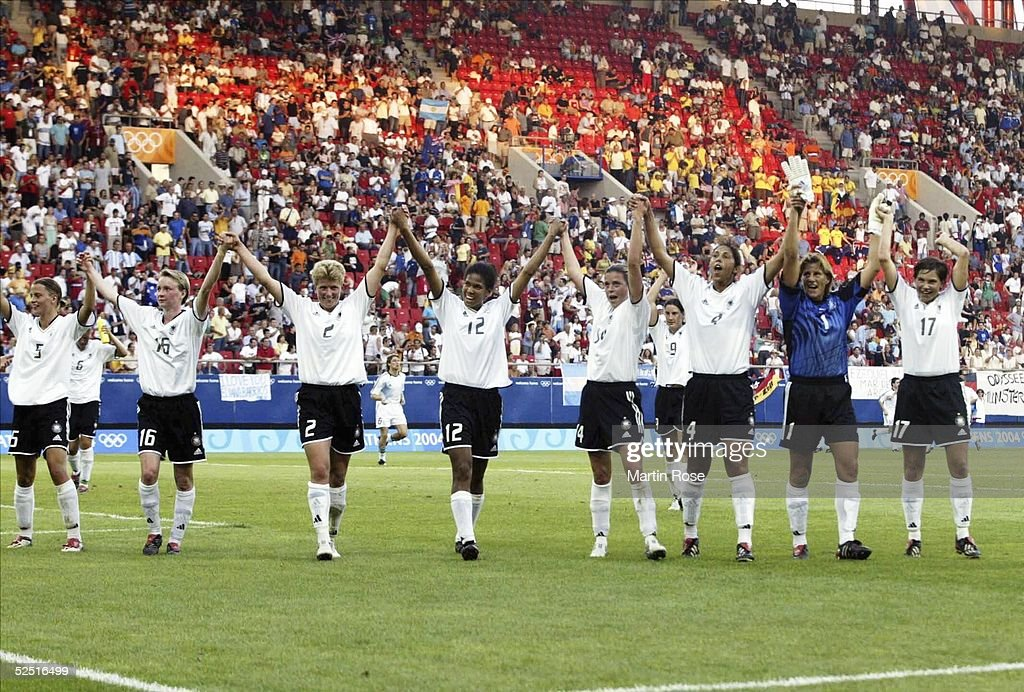 Olympia Deutschland Mexiko