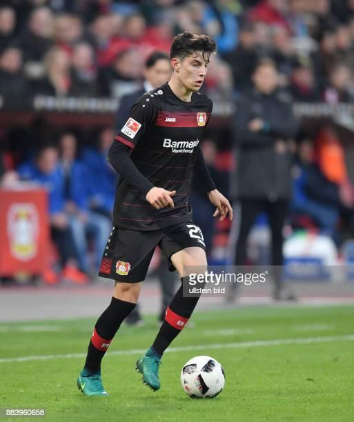 Fussball GER 1 Bundesliga Saison 2016 2017 10 Spieltag Kai Havertz