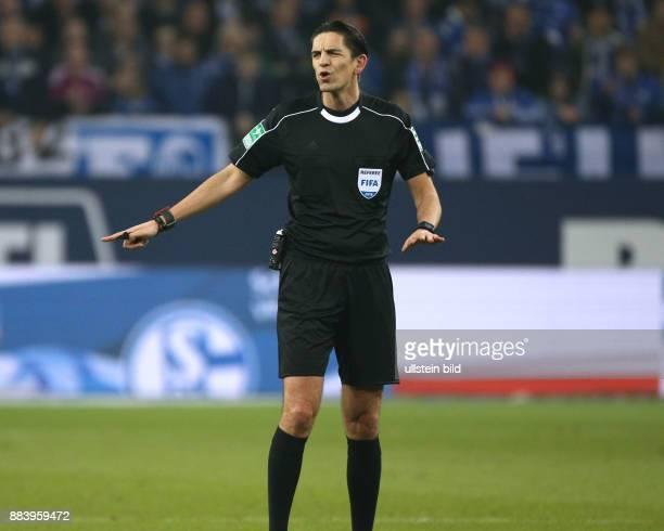 Fussball GER 1 Bundesliga Saison 2016 2017 14 Spieltag Schiedsrichter Deniz Aytekin