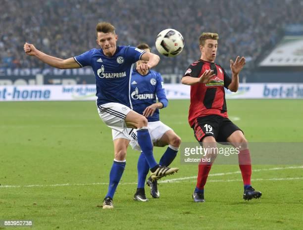 Fussball GER 1 Bundesliga Saison 2016 2017 15 Spieltag Fabian Reese li gegen Janik Haberer