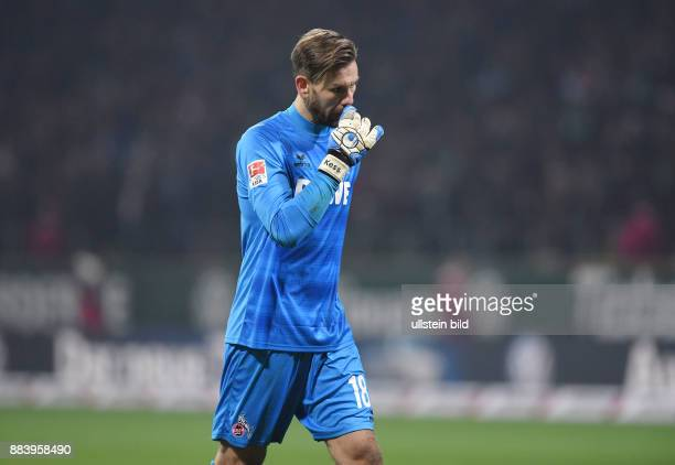 Fussball GER 1 Bundesliga Saison 2016 2017 15 Spieltag Torwart Thomas Kessler
