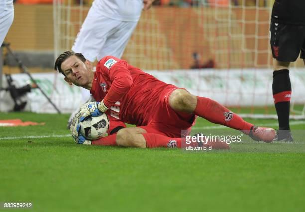 Fussball GER 1 Bundesliga Saison 2016 2017 16 Spieltag Koeln Bayer 04 Leverkusen Torwart Thomas Kessler