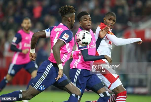 Fussball GER 1 Bundesliga Saison 2016 2017 9 Spieltag vre Anthony Modeste Gideon Jung Johan Djourou
