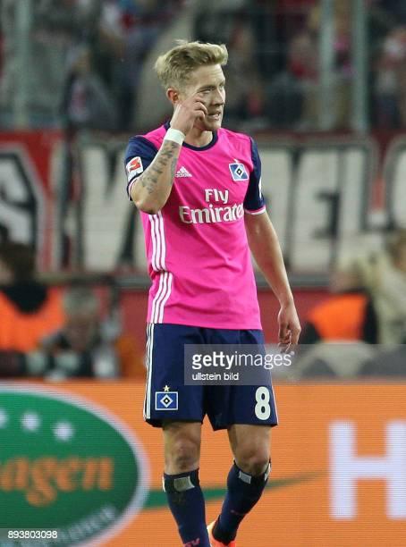 Fussball GER 1 Bundesliga Saison 2016 2017 9 Spieltag Koeln Hamburger SV Lewis Holtby
