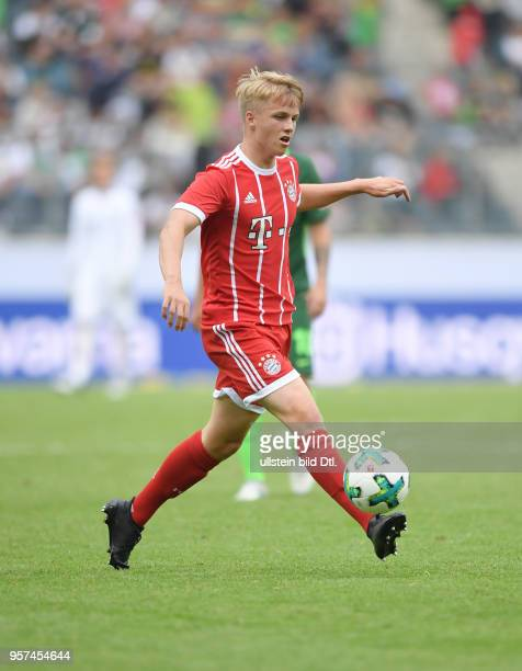 Fussball GER 1 Bundesliga Telekom Cup 2017 Finale SV Werder Bremen FC Bayern Muenchen Felix Goetze Felix Götze