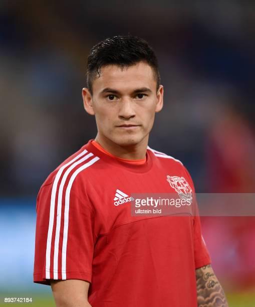 Fussball International Champions League Saison 2015/2016 Qualifikation Lazio Rom Bayer 04 Leverkusen Charles Aranguiz