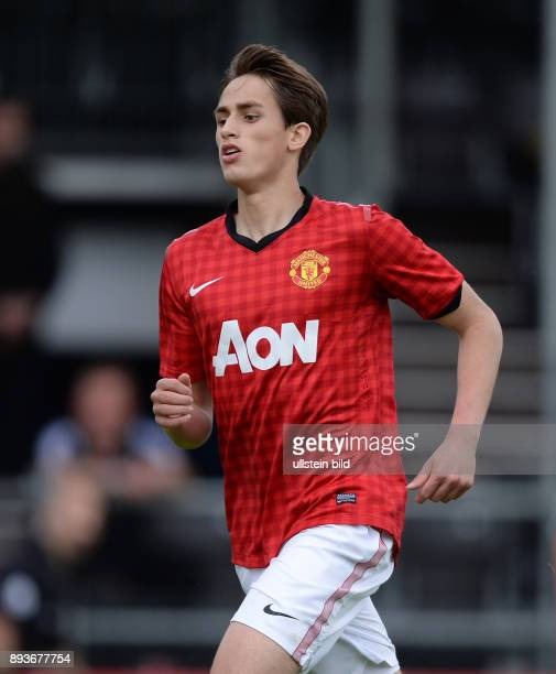 Fussball International FIFA 75 Blue Stars / FIFA Youth Cup Manchester United Zenit St Petersburg Adnan Januzaj