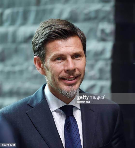 Fussball International Stellvertretender FIFA-Generalsekretaer Zvonimir Boban