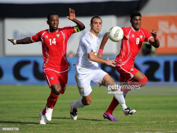 Fussball International WM Qualifikation 2014 Vereinigte Arabische Emirate Libanon Lebenslang im Fussball wegen Spielmanipulation gesperrt Mahmoud El...