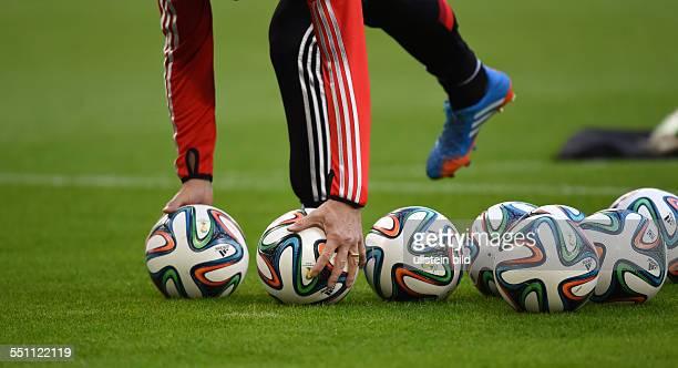 Fussball Laenderspiel 2014 Deutschland Polen 0 0 Adidas