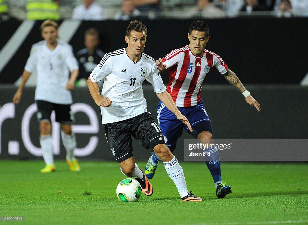 Fußball Länderspiel Deutschland