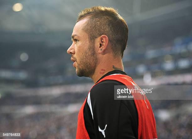 Fussball Saison 20122013 1 Bundesliga 27 Spieltag FC Schalke 04 TSG 1899 Hoffenheim 30 Stephan Schröck