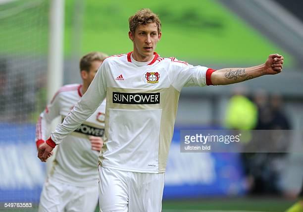 Fussball Saison 20122013 1 Bundesliga 27 Spieltag Fortuna Düsseldorf Bayer 04 Leverkusen 14 Jubel Stefan Kießling