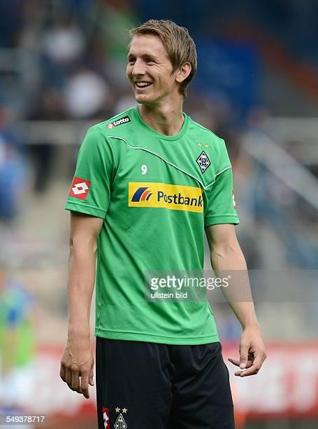 Fussball, Saison 2012-2013, Bundesliga, Testspiel, VfL Bochum - Borussia Mönchengladbach 1-4, Luuk de Jong
