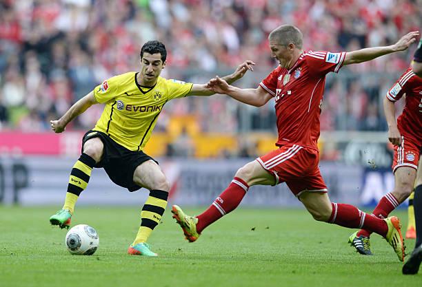 1  Bundesliga FC Bayern Muenchen - Borussia Dortmund