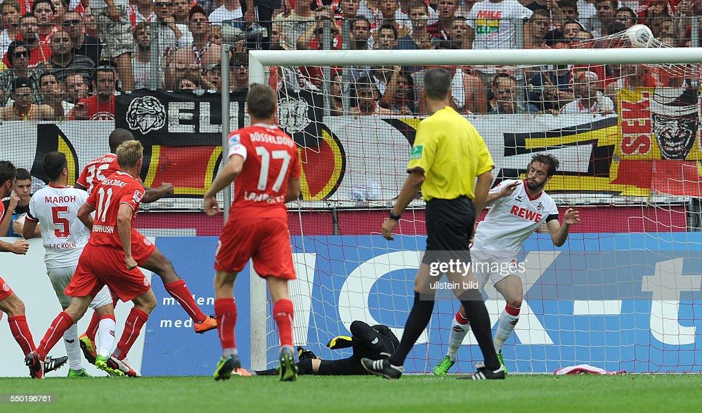 Fussball Saison 2013 2014 2 Bundesliga 2 Spieltag 1