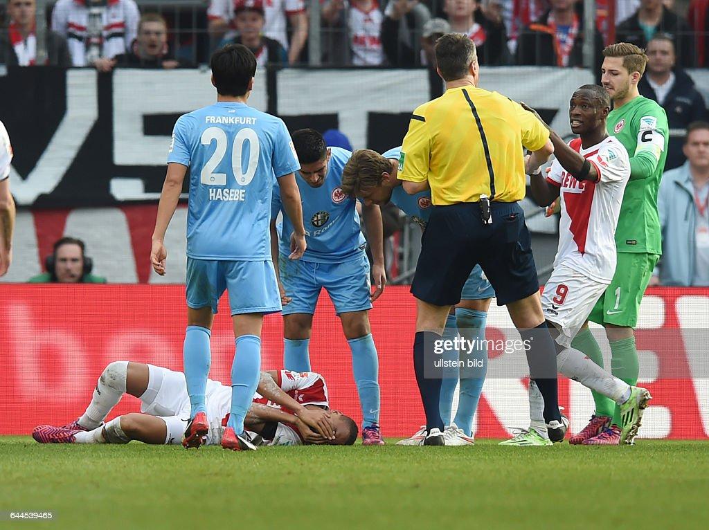Fussball Saison 2014 15 1 Bundesliga 24 Spieltag 1 Fc