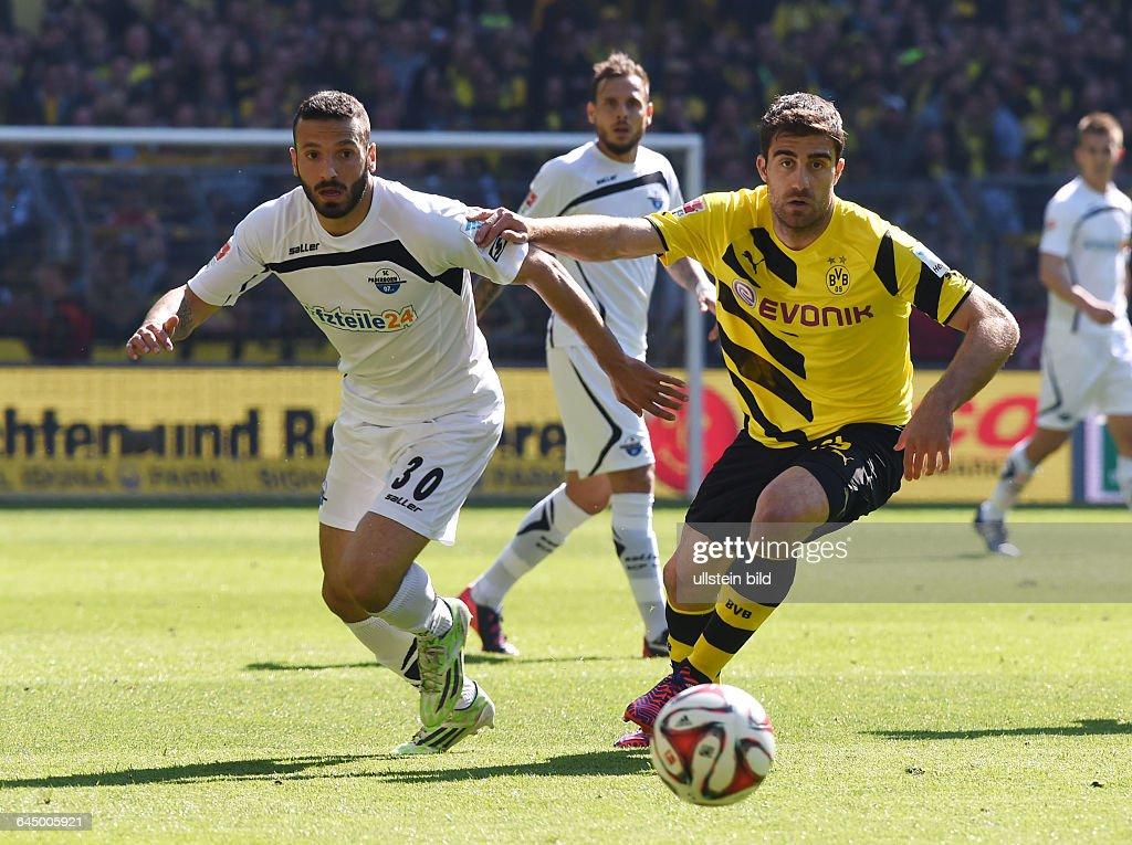 Fussball Saison 2014 15 1 Bundesliga 29 Spieltag