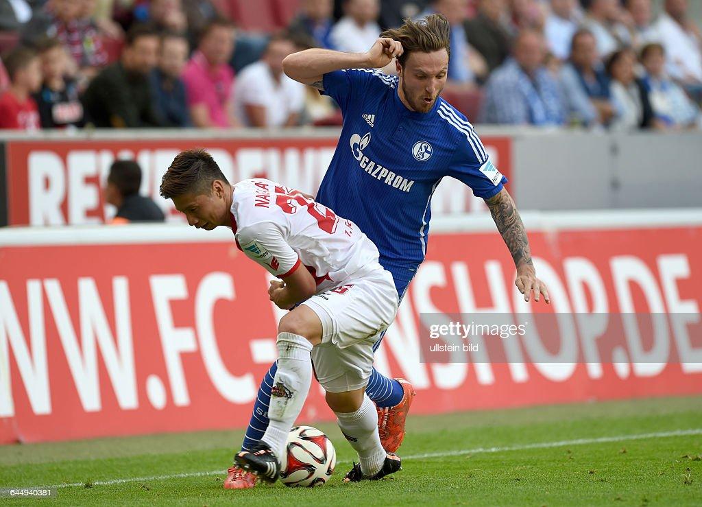 Fussball Saison 2014 15 1 Bundesliga 32 Spieltag 1 Fc