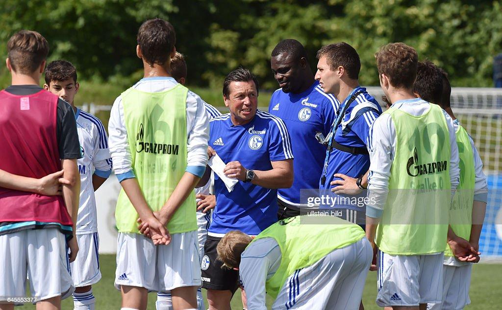 Fussball Saison 2015 2016 1 Bundesliga Training U15 Fc