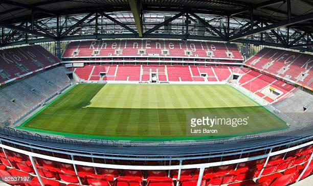 Fussball: Sportstaette / Stadion, Koeln; Rheinenergie-Stadion in Koeln .