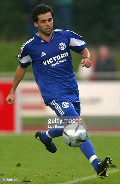 Fussball Testspiel 2004 Goch FC Schalke 04 Alemannia Aachen LINCOLN / S04 200704