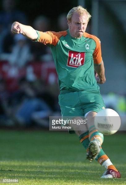 Testspiel 2004 Norderney Sv Werder Bremen Kickers Emden