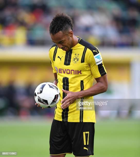 Fussball Testspiel International Saison 2016/2017 Borussia Dortmund Athletic Bilbao PierreEmerick Aubameyang verschiesst einen Elfmeter